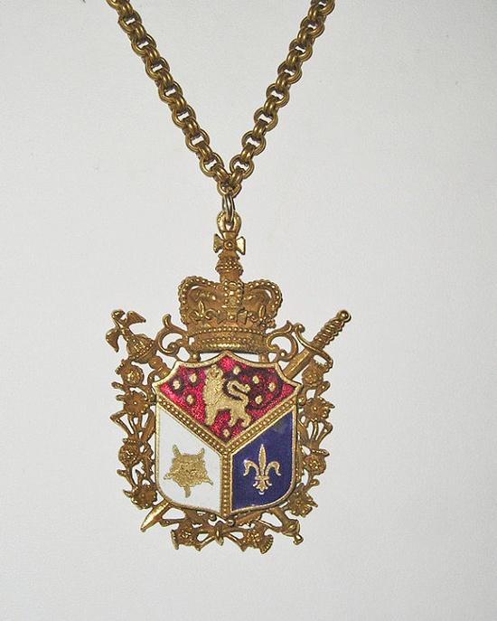 vintage Coro costume jewelry