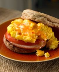 Healthy Country Breakfast Sandwich