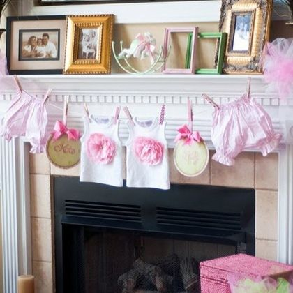 5 Best Ideas For Girl Baby Shower - Tips For Planning A Girl Baby Shower