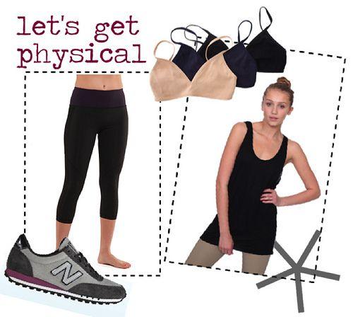 Lauren Conrad's Favorite Workout Wear