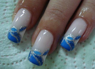 Nail Designs For Short Nails 2013 Tumblr Ideas For Long Nails For Short Acrylic Nails For Prom Photo: Blue Nail Designs Images Photos Pics Collection 2013