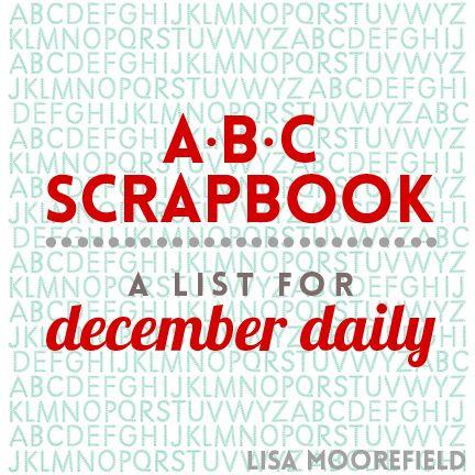 ABC Scrapbook