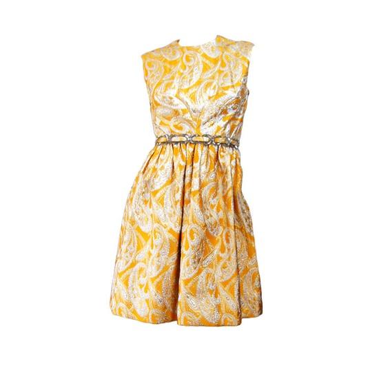 Oscar De La Renta - 1960s Oscar De La Renta Attr. Mini Dress