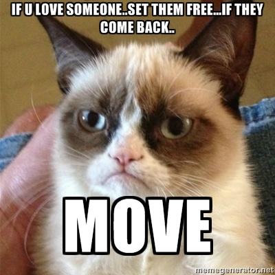 Tard move