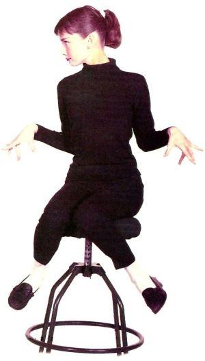 Audrey Hepburn by benita