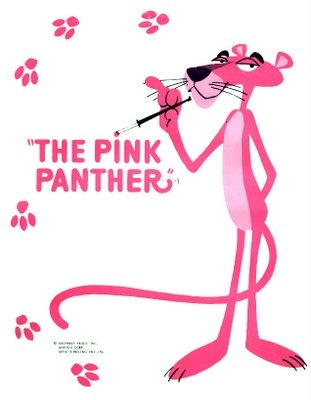 The Pink Panther!!!!