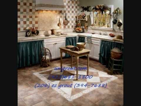 Tile flooring design ideas uni grout seattle bellevue wa