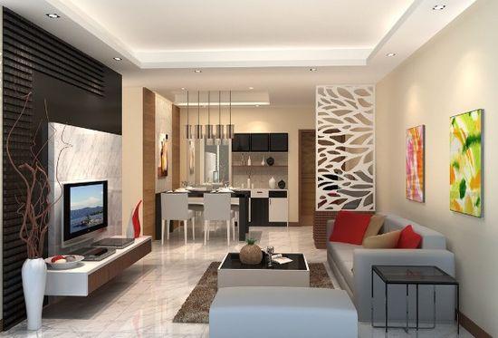 modern interior design minimalist home