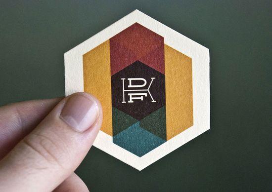 business card - 3 colour