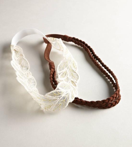 headbands :)