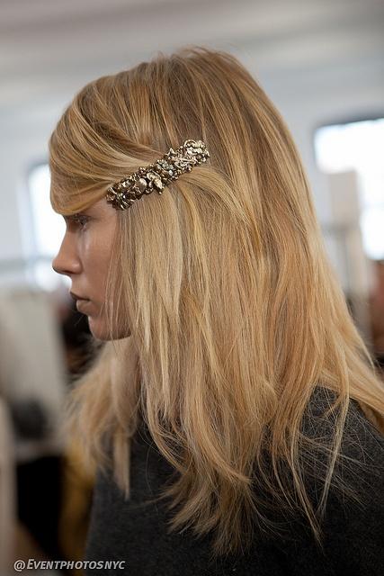 Rodarte hair clip
