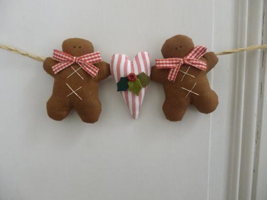 Gingerbread Man PDF Pattern