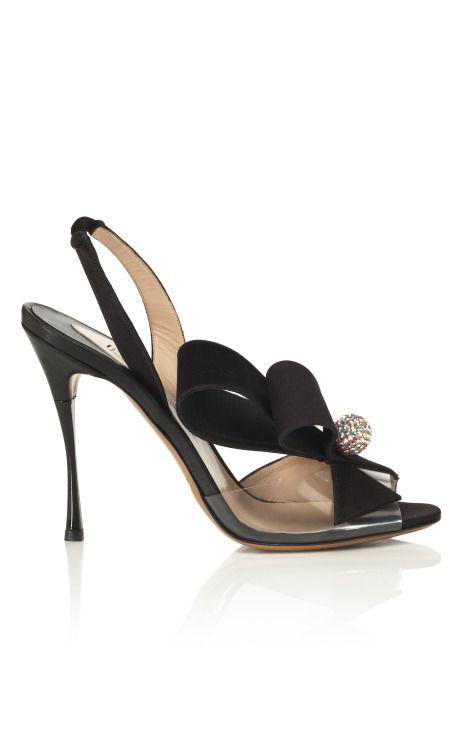 ? Nicholas Kirkwood bow sandal