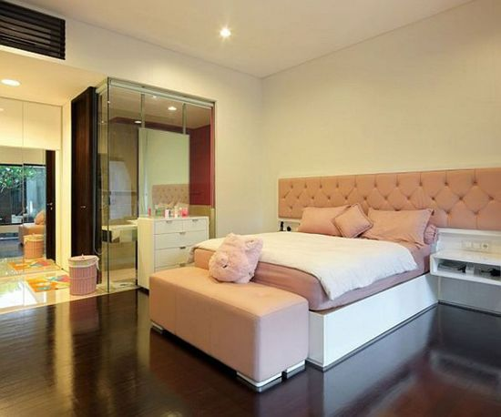 Modern Static House with Beautiful Design - Bedroom