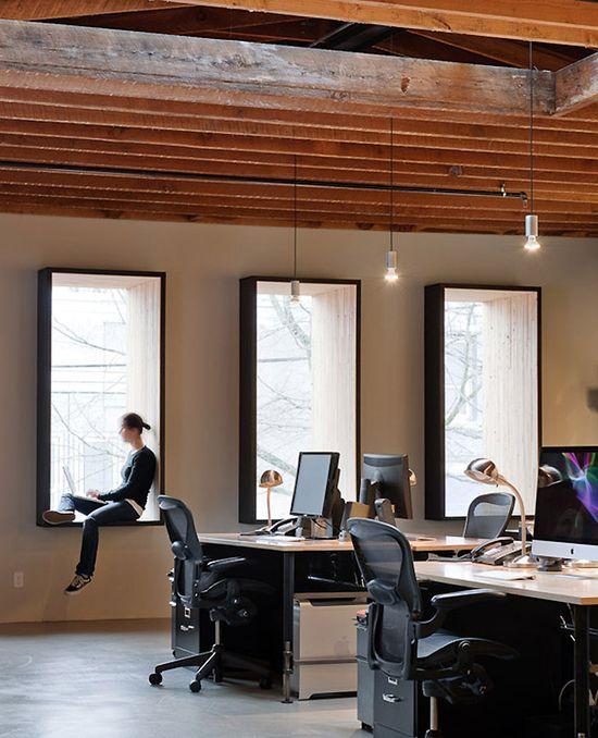 Turnstyle office Graham Baba Architects Ballard Seattle 05 Turnstyle office by Graham Baba Architects, Seattle   Washington