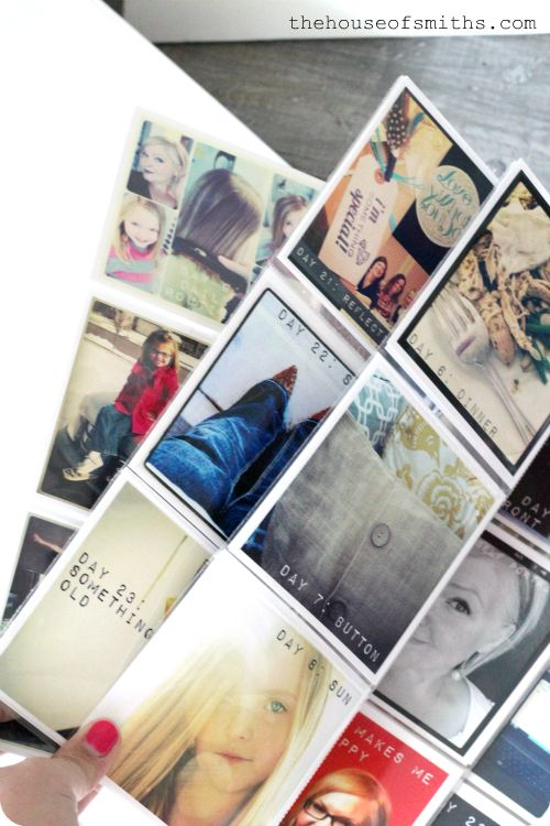 Instagram photo book!