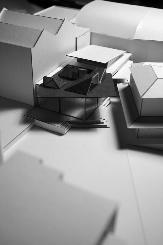 Annexe / Searle & Waldron Architecture