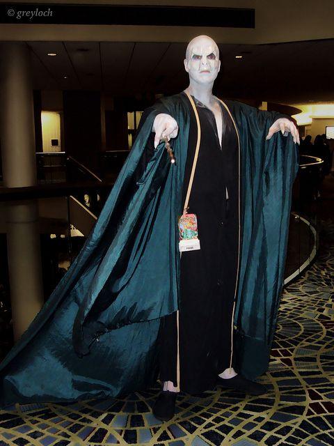 Voldemort #cosplays