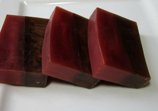 Sandalwood Rose Handmade Soap