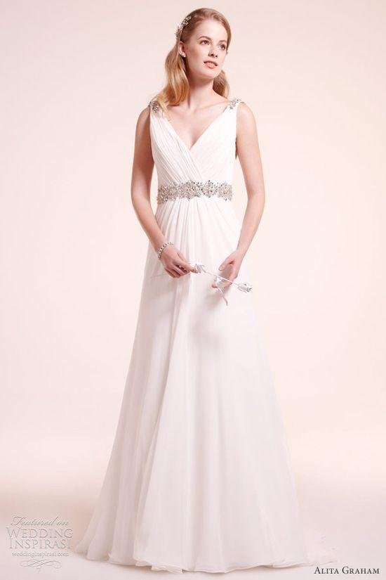 alita graham fall 2012 wedding dress