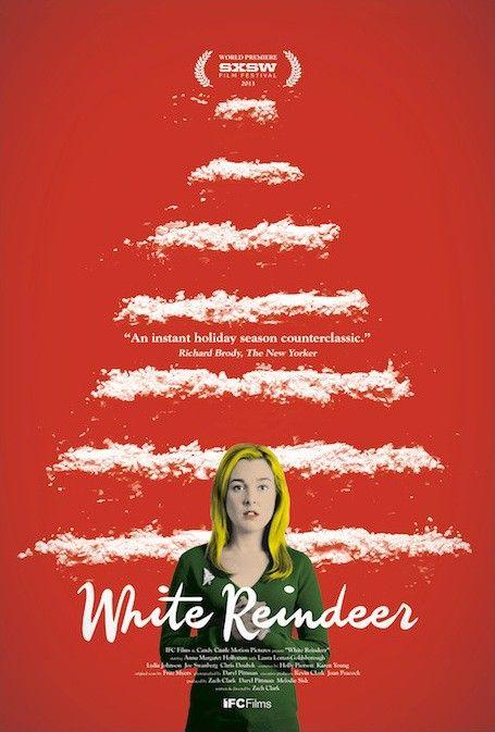 White Reindeer #Movie #Poster