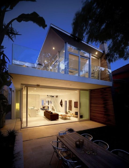 Kerr House by Tony Owen Architects #architecture #home #design