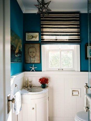 bathroom inspiration - Lonny
