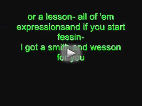 N.W.A - Express Yourself (lyrics) - MAKE SURE TO CLICK THE LINK... My spelling may be bad but if you know the song sooooo well... why look for lyrics.. -_- enjoy the