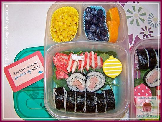 Back to school lunch event & complete lunch gear giveaway!