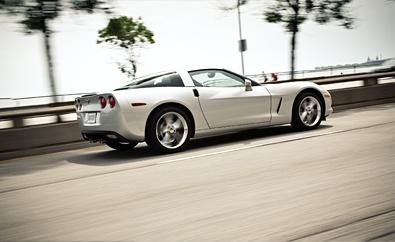 2013 Corvette Coupe Sports Car