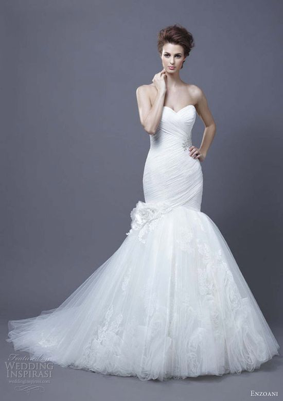 enzoani wedding dress 2013