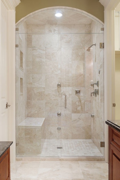 traditional bathroom by Veranda Estate Homes & Interiors Get a 780 credit score in 4 weeks Learn how here www.mortgages.car...