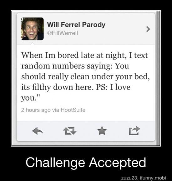 Hahahahaha oh my goodness.