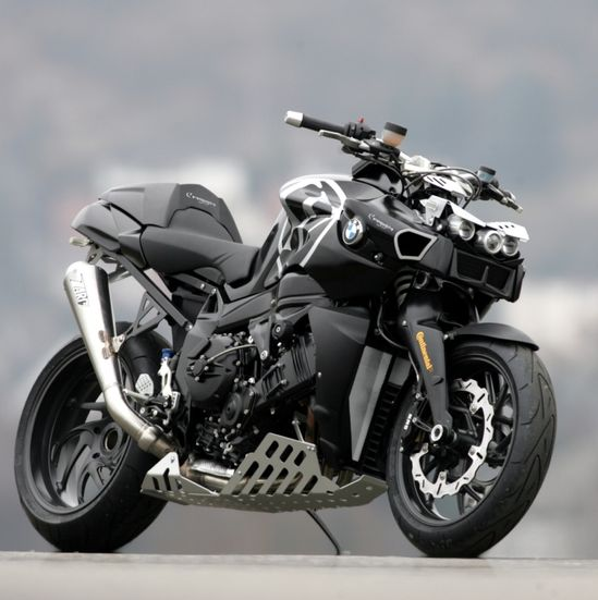A form of Alien Motorcycle.