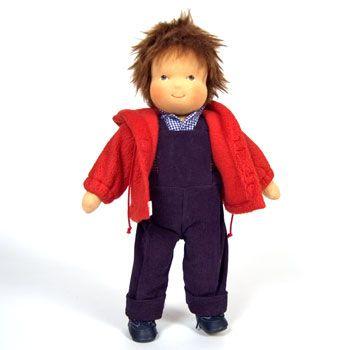 Moritz Handmade Doll