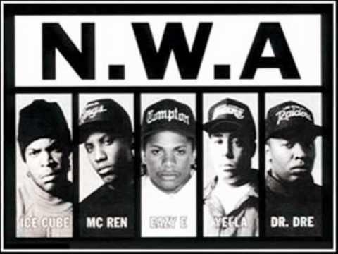 NWA- Express Yourself... an Old Skool