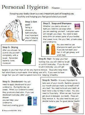 Life Skills - Personal Hygiene, #softskills #soft skills #self personality