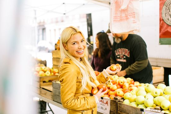 Tracy Anderson's Holiday Health Tips #refinery29
