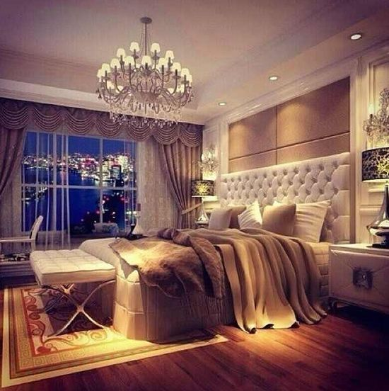 gorgeous bedroom #bedroom #home #interior #interior_design #bedroom_design #bed