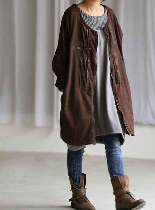 Love only/ Leisure dress bottoming Long shirt
