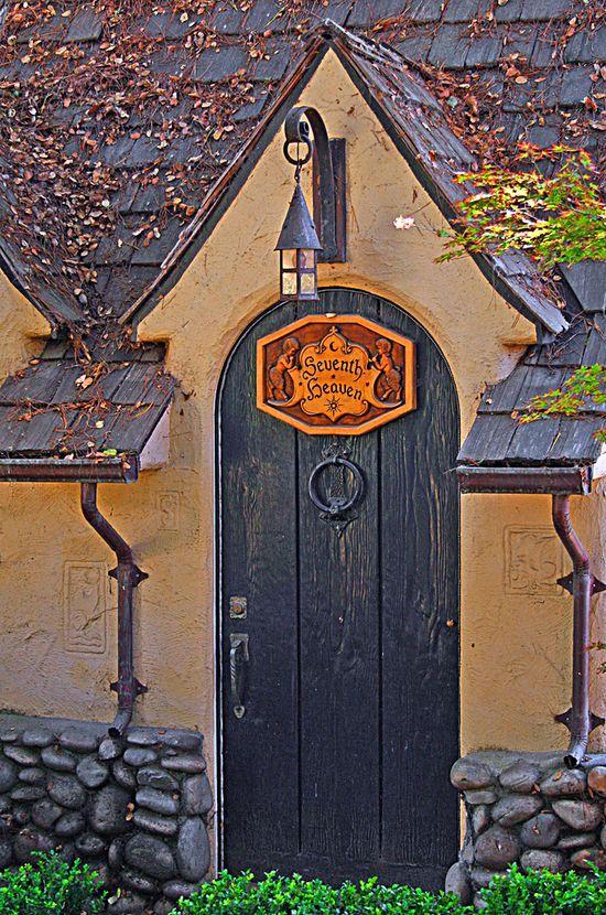 Seventh heaven door