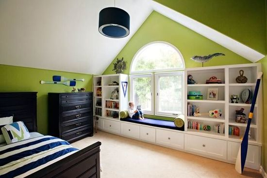 boys room design  #KBHomes