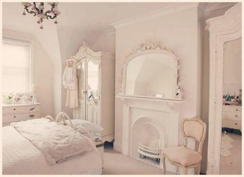 Romantic bedroom #Schlafzimmer