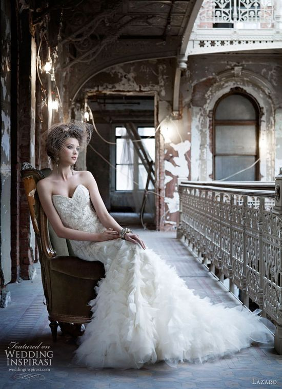 Lazaro Wedding Dresses Fall 2011-2012