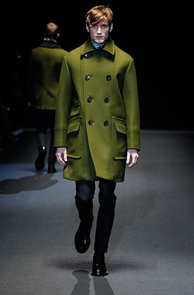 Gucci - men's fashion show