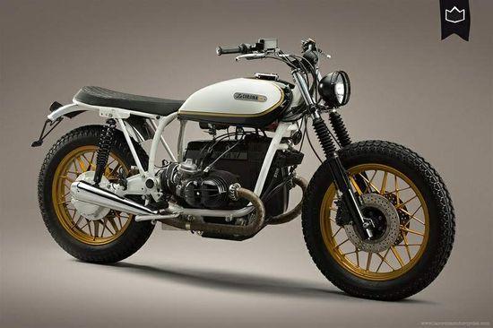 BMW R100RS by La Corona Motorcycles