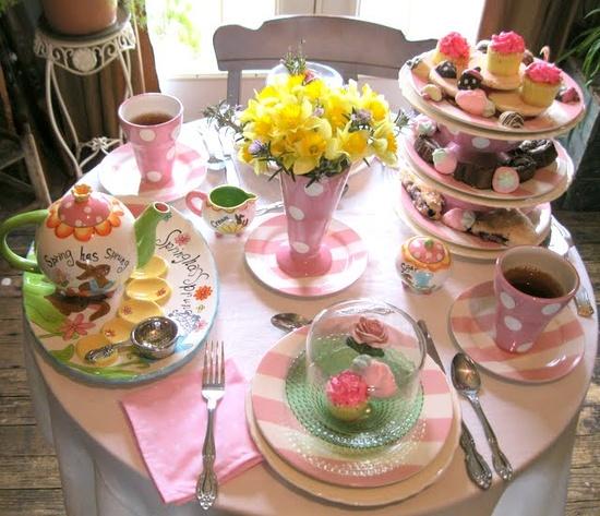 Spring Tea Party