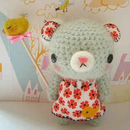 baby bear.Oh my, too cute!