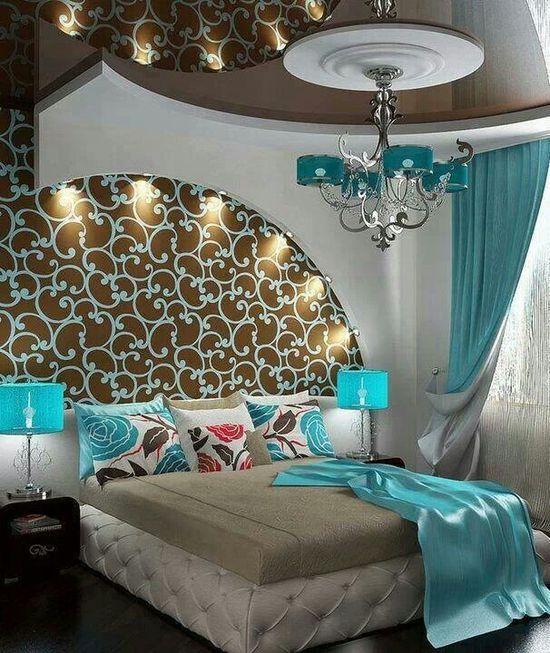 Terrific bedroom design