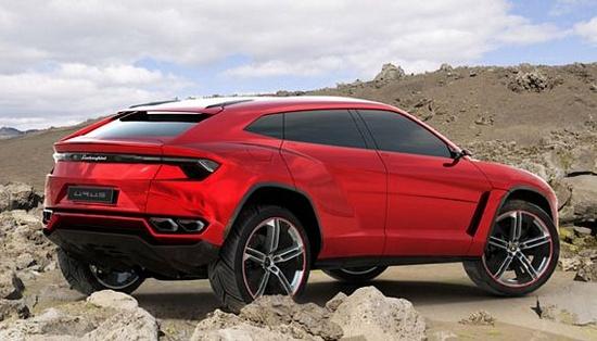 Lamborghini Urus Luxury SUV Unveiled (That's my kinda mommy car)